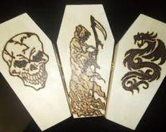 Coffin box witch pagan magickal trinket by MysticalGiftsbyEla Wicca, Magick, Revenge Spells, Pagan Altar, Black Magic, Coffin, Asian Steampunk, Mystic, Voodoo Hoodoo