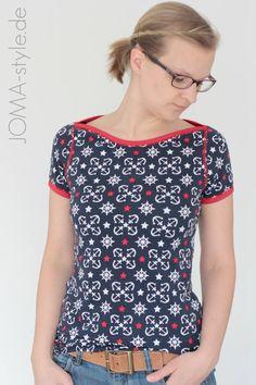 Lady Mariella, Papierschnittmuster - farbenmix Online-Shop - Schnittmuster, Anleitungen zum Nähen