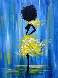 We host painting events at local bars. Come join us for a Paint Nite Party! River Painting, Dot Painting, Oil Painting On Canvas, Painting & Drawing, Dress Painting, Abstract Canvas, Canvas Art, Tree Art, African Art