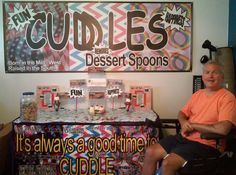 For You and the Special Person in your Life. Cuddles - www.CuddleSpoons.com