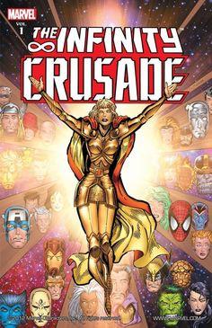 The infinity Crusade #1