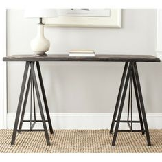 Troy Console Table $182