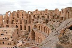 Best tourist attractions & monuments in tunisia: Tunisia is a north African country that was once a part of the Roman empire. As a result, it has many historical ruins and monuments that highlight much of the region's cultural past and the many peoples that passed through it.