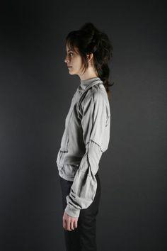 Michal Basaad Raincoat, Jackets, Fashion, Rain Jacket, Down Jackets, Moda, Fashion Styles, Fashion Illustrations