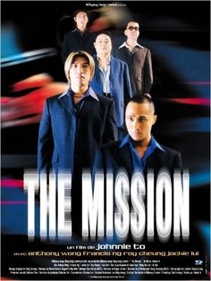 Cheung foh - 1999 (The mission) - Johnny To