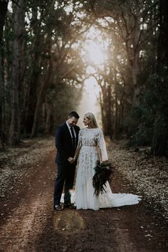 Here's another fave from Josephine & Tim's Margaret River wedding! Just look at that gown. and wait till you see the blooms and marquee! Wedding In The Woods, Our Wedding, Vintage Cake Stands, Bridal Gowns, Wedding Dresses, Wedding Website, Bridal Boutique, Wedding Styles, Real Weddings
