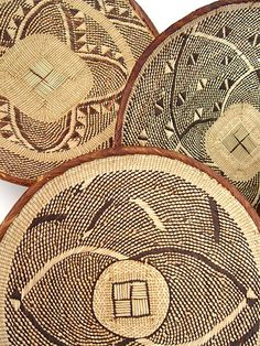 Learn more about the Woven Baskets of the Tonga People  and their culture in Mbare's Blog - African Art & Craft, African Artist News & More!   http://www.mbare.com/blog/tonga-baskets-binga-zimbabwe