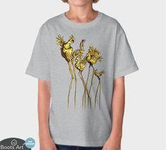 Dali Chocobos (T-Shirt)