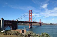 彡   Golden Gate Bridge    Location: San Francisco United States    by axn.wanderlust