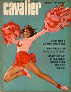 Cavalier_Oct1966_Vol16_No12_001 by it's better than bad, via Flickr