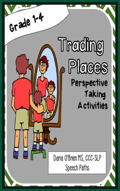 Perspective taking activities that work great with Zones of Regulation & Social Thinking!