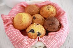 Crazy Muffins: One Easy Muffin Recipe with Endless Flavor Variations!
