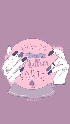 Mulheres  guerreiras                                mulheres empoderadas                              empoderamento feminino                          empoderamento das mulheres Quotes Thoughts, Life Quotes Love, Feminist Quotes, Motivational Phrases, Lettering Tutorial, Blue Aesthetic, Power Girl, My Mood, Girl Gang
