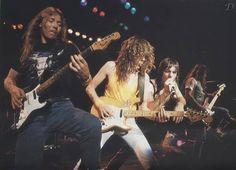 Iron Maiden  91/92