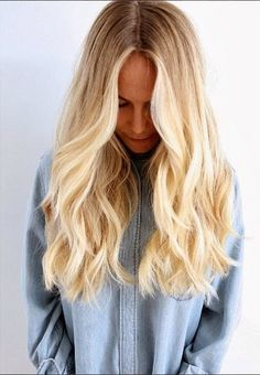 Beachy waves thanks to Hairburst [ BodyBeautifulLaserMedi-Spa.com ] #hair #spa #beauty