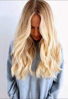 long blonde.