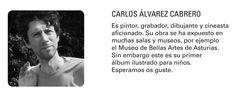 """CARLOS ÁLVAREZ CABRERO  """"El dinosaurio, el príncipe, la niña y su mamá"""""""