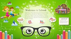 Its a Educational theme web site