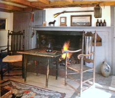 Country Colonial Decor | Colonial Decorating