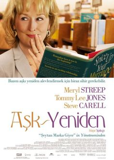 Ask Yeniden - Hope Springs - 2012 - BRRip Film Afis Movie Poster