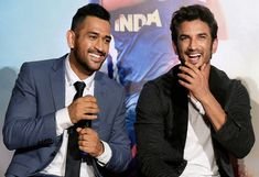 Ipl 2017 reel dhoni sushant singh rajput comes out in ms dhoni support says bat will answer