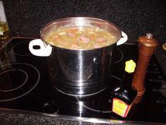 Erwtensoep typical Dutch food