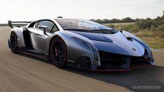 Lamborghini Veneno :: first pictures