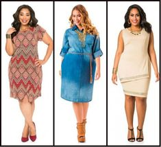 Women's plus-size beauty clothing trends for trends-Spring-Summer-2016
