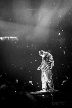 Corey Taylor, Slipknot / Black & White Photography