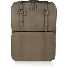 Valise: Décembre 2013 - Valise, Moncrief. DR / Suitcase: December 2013 - Suitcase, Moncrief. DR @plumevoyage     www.net-a-porter.com #valise #suitcase #voyage #travel #plumevoyage #netaporter