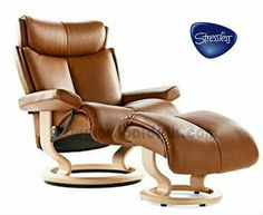 Sill n mod magic de stressless descanso y confort al - Sillones de descanso y relax ...