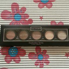 ??Max Studio Eyeshadow  Series ?? ??Brand-New ?? Max Studio 5 Color Collection  *Day dream *Athena *Bared *Vanilla *Sand ??Check out my closet ?? Max Studio Makeup Eyeshadow