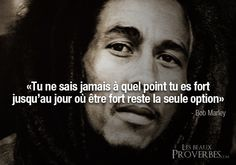 Trendy quotes about strength bob marley thoughts 20 Ideas Inspirational Quotes Pictures, Great Quotes, Quotes To Live By, Me Quotes, Inspire Quotes, Super Quotes, Music Quotes, Famous Quotes, Woman Quotes