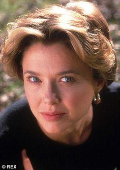 Annette Bening in the film Regarding Henry in 1991