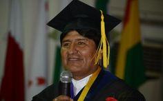 #Bolivia Informa: #Evo recibió ya 35 títulos Doctor Honoris Causa - #ClaroQueSi