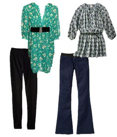 Ask The Mommy Stylist: Post-Pregnancy Clothes To Hide That Extra Weight