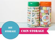 coin storage for the little ones