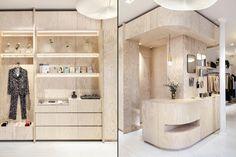 Marie Sixtine Le Marais flagship store by Atelier Baptiste Legué, Paris – France » Retail Design Blog