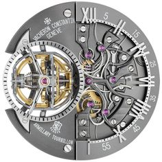 Vacheron Constantin Maître Cabinotier Retrograde Armillary Tourbillon Watch Watch Releases
