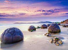 Koekone Beach, New Zealand