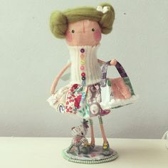 Fashion Dolls, Table Lamp, Kawaii, Home Decor, Lamp Table, Decoration Home, Kawaii Cute, Room Decor, Table Lamps
