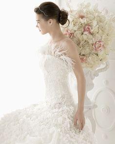 Osaka - Aire Barcelona 2014 Bridal Collection