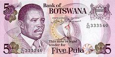 B/C = Botswana Currency