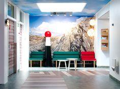 Hospital infantil é inspirado em ilhas da Suécia | Blog da FAL | Design, Inspiração & Varejo