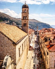 Dubrovnik Croatia  Comment if you want to travel Europe right now  #dubrovnik #adriaticsea #adriatic #dalmatia #croatie #croatia #croatia2015 #europe #europa #eurotrip2015 #neretva #travel #travelblog #follow #followme #followback #follow4follow by thesweetdreamers