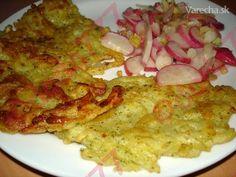 Netradičné jemné zemiakové placky - Recept
