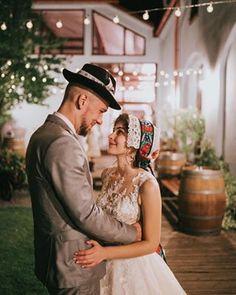 folklore inspiration, wedding, Slovaka
