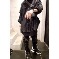 #DADApeople  #rickowens #sneaker #shoes #luxury #style #outfitoftheday #hypebeast #OOTD #allblack #black #fasion #fashionkiller #outfit #swag #swagger #vscocam #instasize #dope #trill #DADApeople