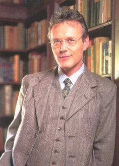 Rupert Giles, Watcher and ex-librarian in Buffy the Vampire Slayer (TV series) (1997-2003)