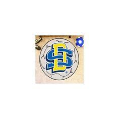 FANMATS NCAA South Dakota State University Soccer Ball